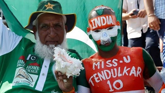 One of the biggest and most passionate Sporting encounters is taking place today. It's India vs Pakistan#iccworldcup2019 #indiavspakistan #imdia #pakistan