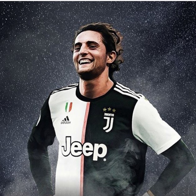 Welcome Adrien Rabiot to the Juve Midfield. Another great piece of business on a FREE. The King Buffon to follow#juventus #juve #rabbiot #juvefans #forzajuve