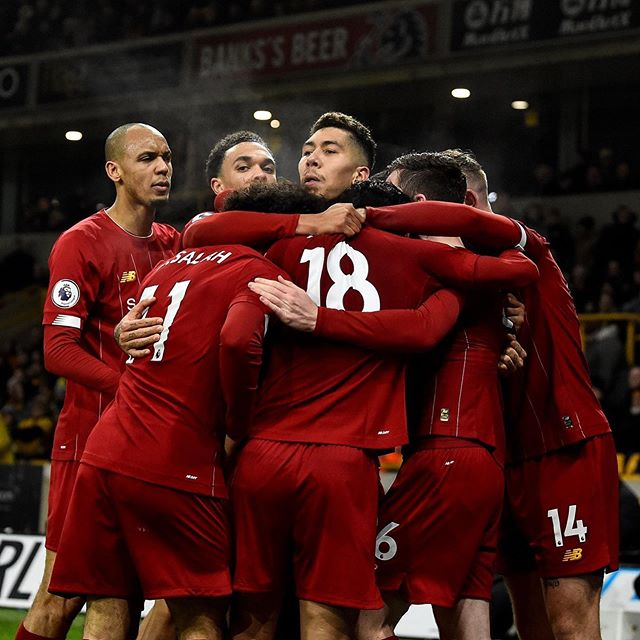 Tough trip to Wolves last night but we secured the three points. The cauldron is bubbling in Liverpool. How's that Triore.....a Beast man. Even Klopp said the oke impossoble to Mark. YNWA