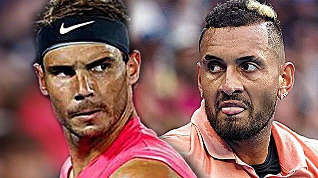 Nadal vs Kyrgios. Oz Open Round of 16. Gonna be sublime. Rafa taking on the Ozzie on his home turf #nadalvskyrgios
