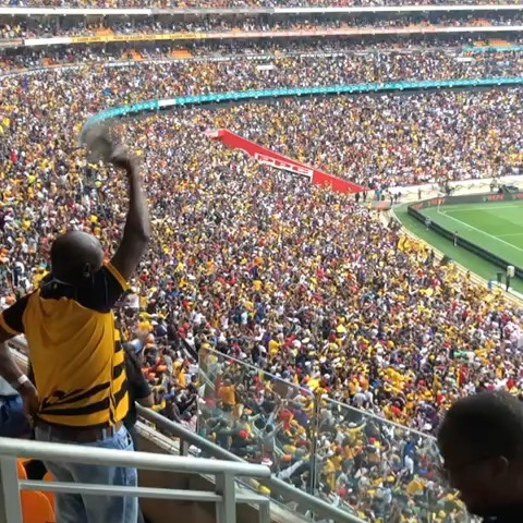 Musseeeve Soweto Derby today and Chiefs beat Pirates 1-0. Our 0018 M.O.T.S was @ebrahimlambat . Did you attend the Derby. How was it? ToMorow is the el Classico ?#chiefsvspirates #sowetoderby #kaiserchiefs #orlandopirates #chiefsfans