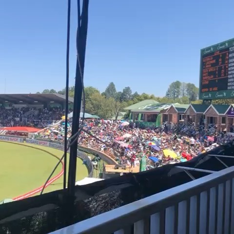 South Africa vs Australia. 3rd ODI In Potch. We wipe the Ozzies 3-0. Are we ready for the T20 World Cup. Let's not forget the heartbreak of the Protea Women in the week. Footage by out M.O.T.S @ebrahimlambat