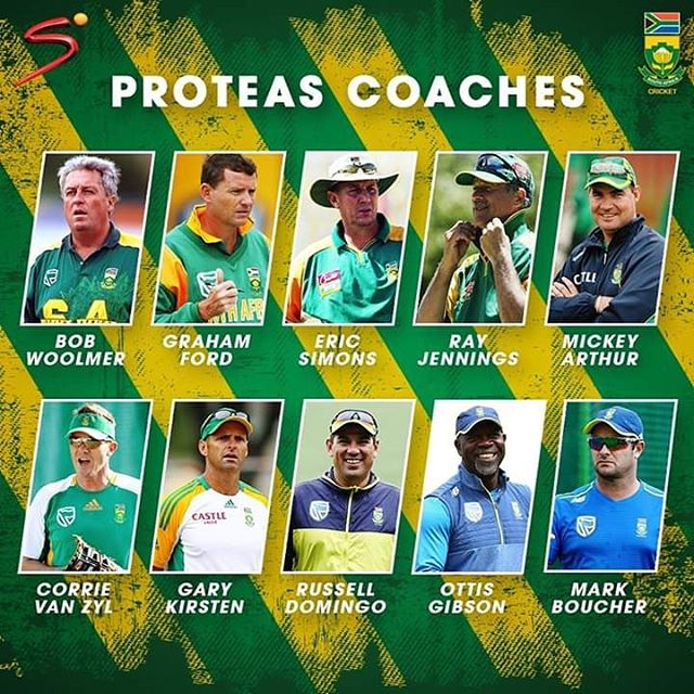 Who was the best Protea Coach?