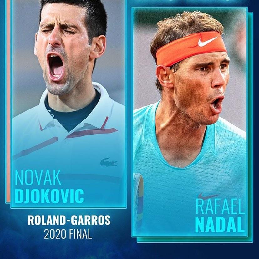 Top Day to enjoy Nadal vs Djokovic. Whose your pick?