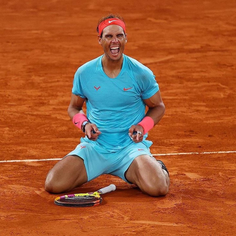 Raaaaaaafaeel Nadal. The King of Clay. Too Good. Vamos Rafa