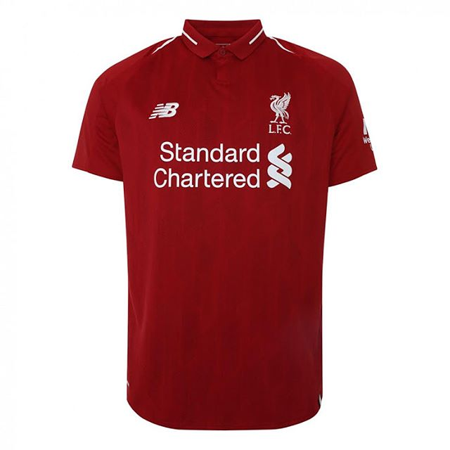 The New Liverpool 2018/19 Home Strip. What's your views