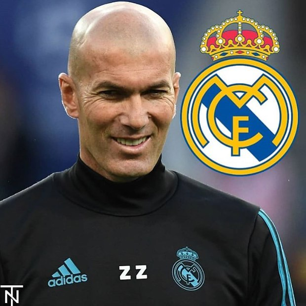 Zidane returns to Madrid. Is it a good move ?
