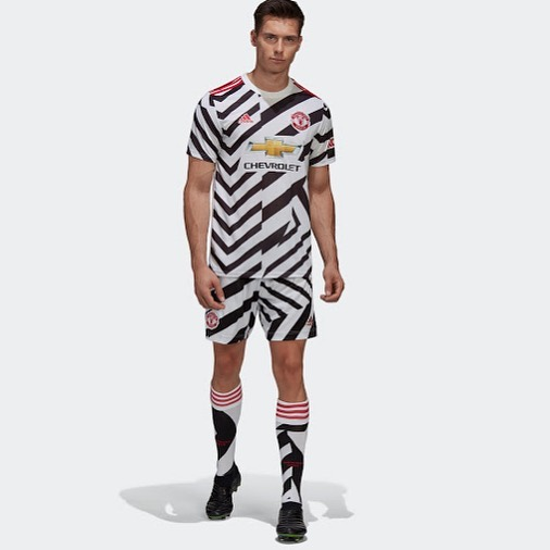 """""""When the Laaakri hits it makes no noise"""". MANCS were making toooooooo much Masgheri about the Liverpool kits. Now how is this third strip. Someone should be fired at Adidas or the MANCS kit department"""