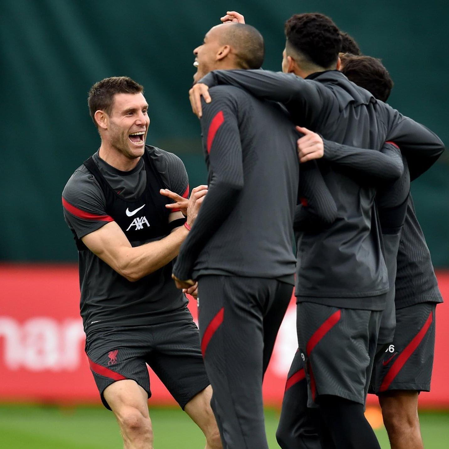 Calm before the Storm. Time to get the Champions League campaign off to a good start against the litys of Ajax tonight #YNWA